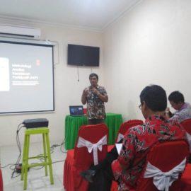 Evaluasi hasil uji publik data kemiskinan Kecamatan Wonogiri